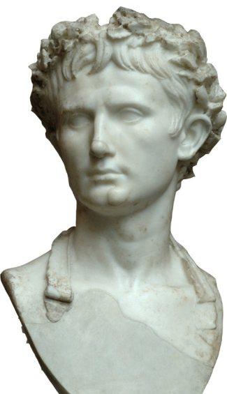 Busto di Ottaviano Augusto, Monaco, Gliptoteca