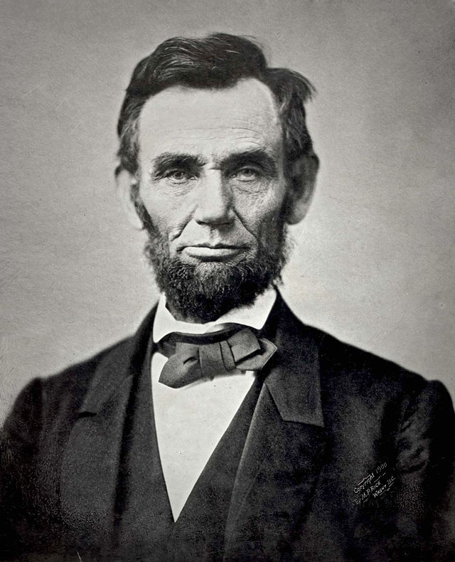Abraham Lincoln_due minuti d'arte