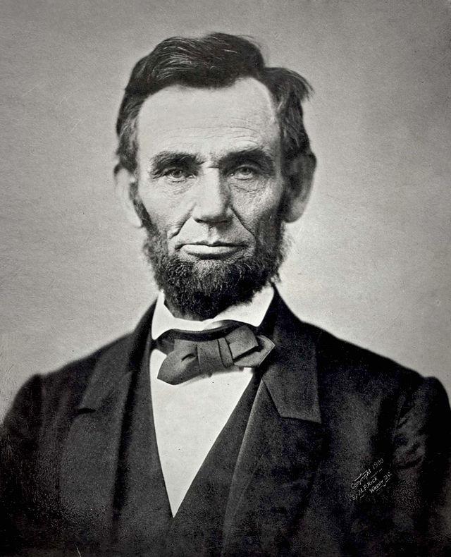 Abraham Lincoln_due minuti d'arte