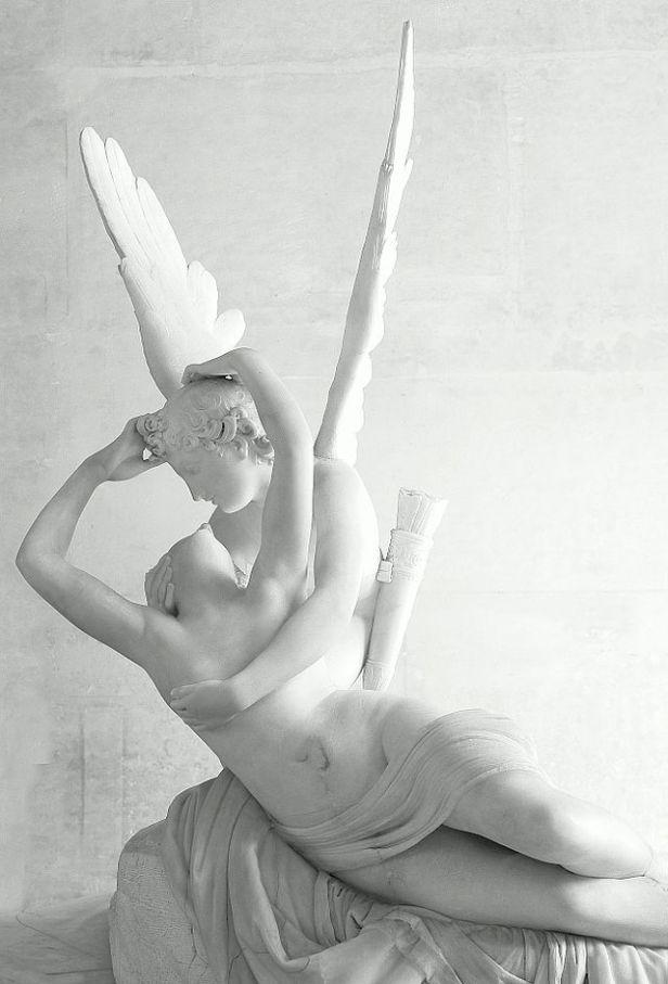 Canova, Amore e Psiche, Louvre