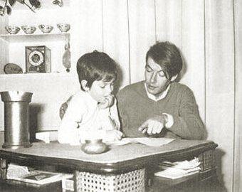 Fabrizio e Cristiano De André