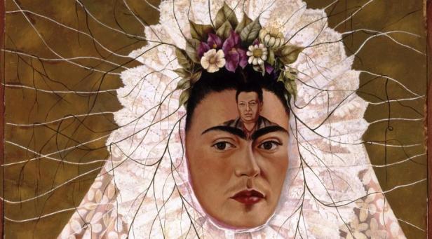 Frida Kahlo_autoritratto