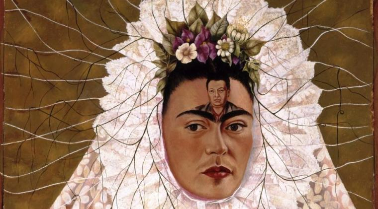 Frida Kahlo_autoritratto