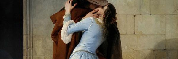 Hayez, Il bacio