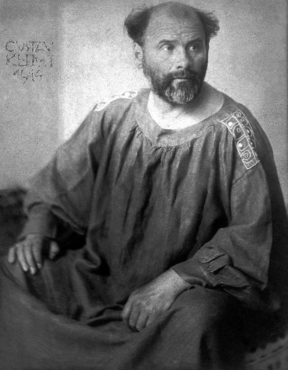 Gustav Klimt, riassunto, due minuti di arte