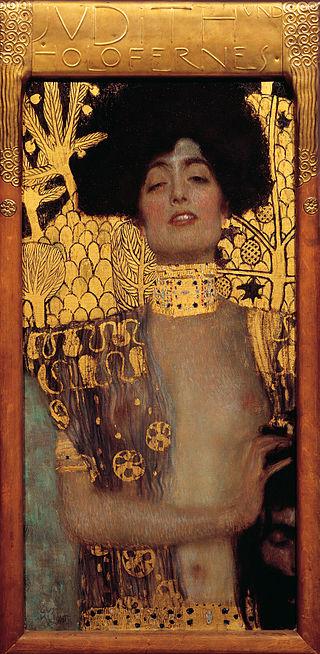 Gustav Klimt, Giuditta I