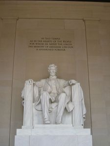 Lincoln Memorial, Washington