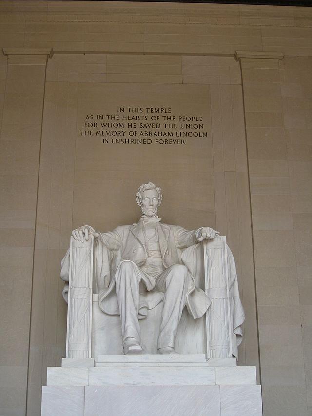 Lincoln Memorial, Washington