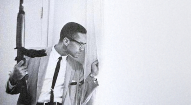Malcom X con fucile, LIfe, 1964