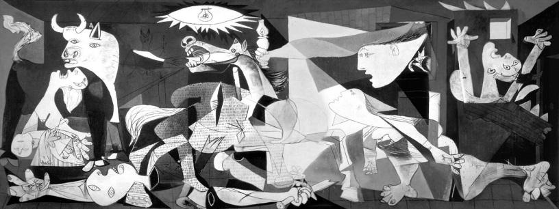 Pablo Picasso, Guernica,