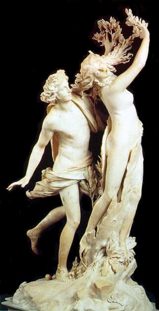 Gian Lorenzo Bernini, Apollo e Dafne