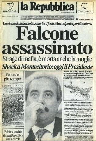 Falcone LaRepubblica