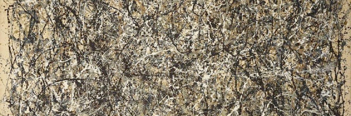 Jackson Pollock: breve biografia e opere principali in 10 punti
