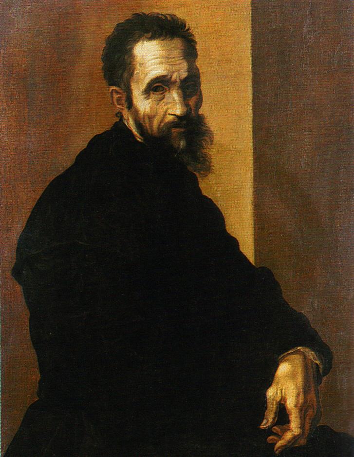 Ritratto di Michelangelo