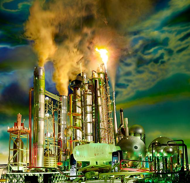 David LaChapelle, Landscapes