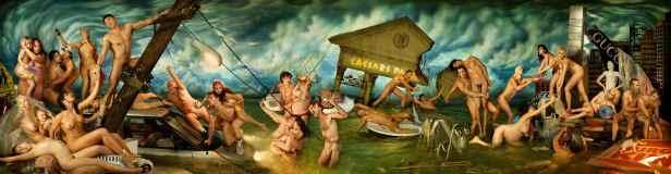 David La Chapelle, The Deluge