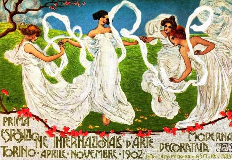 Cos\'è l\'Art Nouveau? E lo Stile Liberty? Riassunto in 10 punti – Due ...