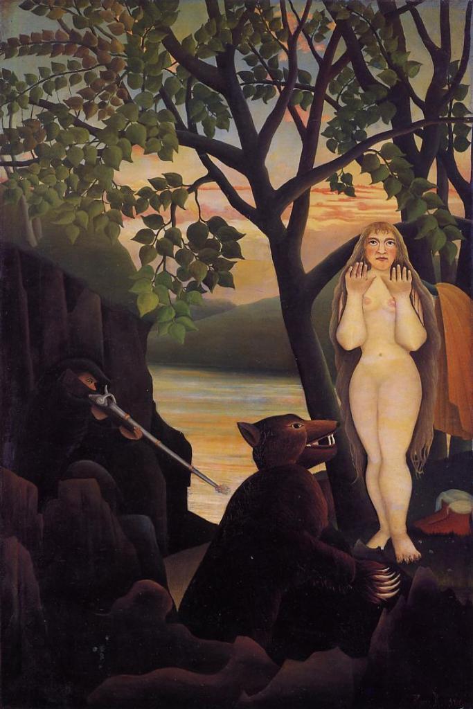 Henri Rousseau, Mauvaise surprise