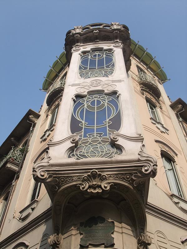 Riassunti d arte l art nouveau e lo stile liberty for Casa design torino