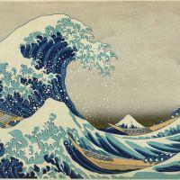 Hokusai: breve biografia e opere principali in 10 punti