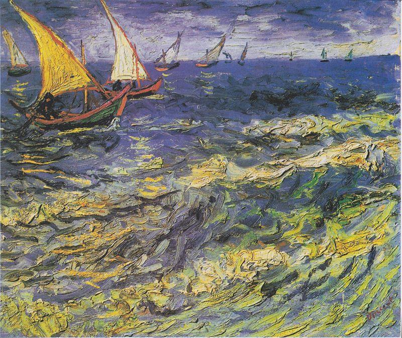 Molto Il mare raccontato in 5 opere d'arte (più una) – Due minuti d'arte BK56