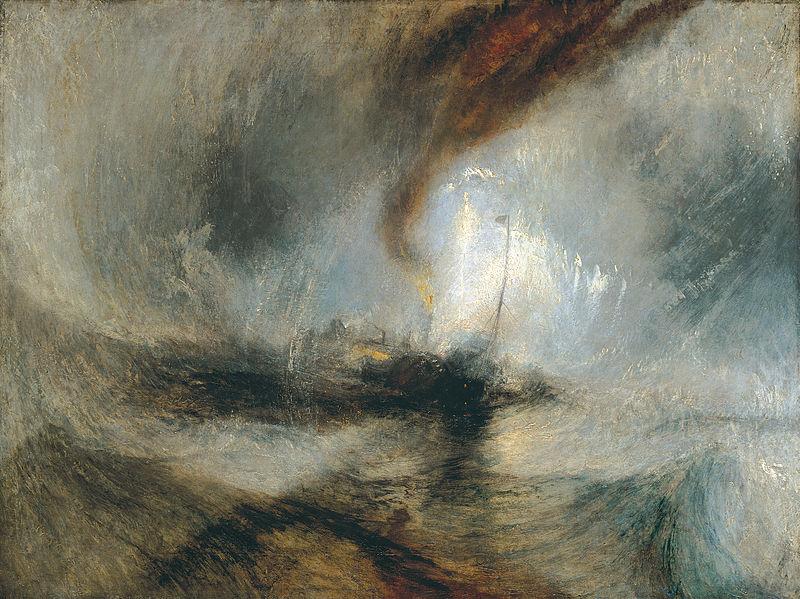 Amato Il mare raccontato in 5 opere d'arte (più una) – Due minuti d'arte IU42