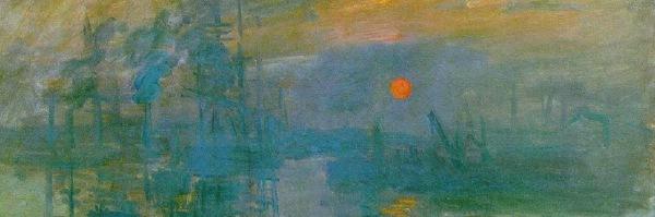 Claude Monet, Impressione, levar del sole,