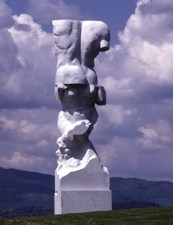 Michelangelo Pistoletto, Il gigante