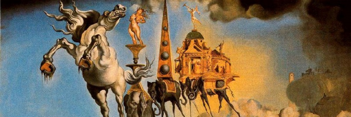 Salvador Dalí: breve biografia e opere principali in 10 punti