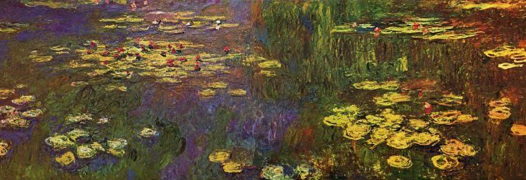 Claude Monet, Ninfee