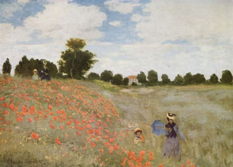 Claude Monet, I papaveri