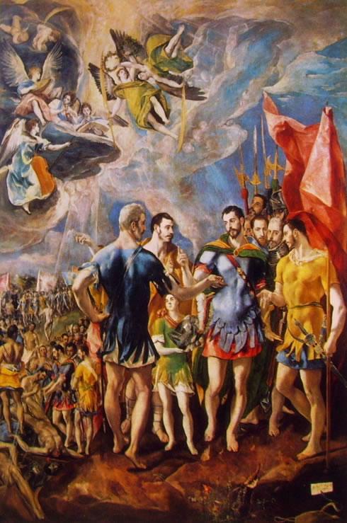 El-Greco_martirio-di-san-maurizio_vita_opere_riassunto_due-minuti-di-arte
