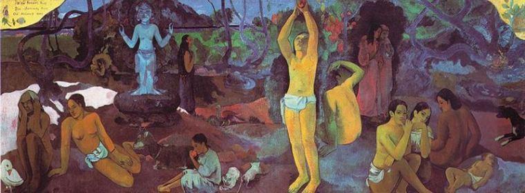 Paul gauguin breve biografia e opere principali in 10 punti due minuti d 39 arte - Periodo finestra sifilide ...