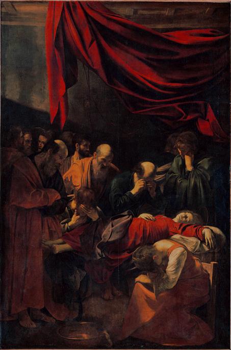 Caravaggio_morte-della-vergine_vita_opere_riassunto_due-minuti-di-arte