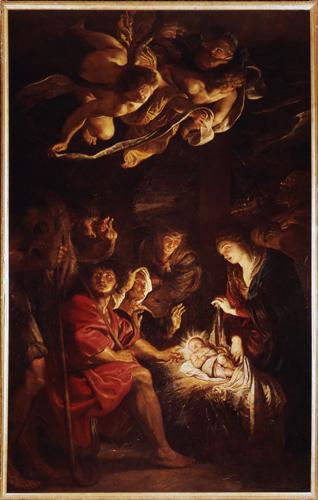 PIeter_paul_rubes_Adorazione-dei-pastori_Natale_oepre_arte_due-minuti-di-arte