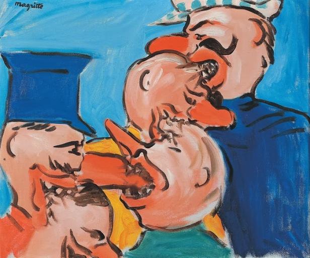 René Magritte (1898-1967), La famine, 1948, Brussels, Koninklijk Museum voor Schone Kunsten van België