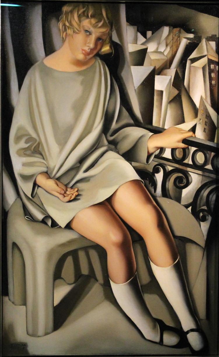 Tamara_de-Lempicka_Kizette-al-balcone_mostra_AMO_Verona_due-minuti-di-arte