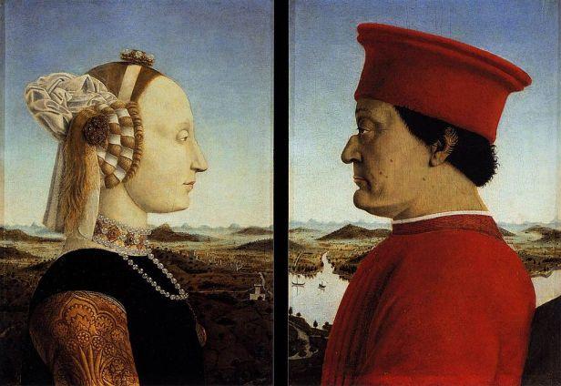 Piero_della-Francesca_doppio-ritratto-dei-duchi-di-urbino_vita_opere_riassunto_due-minuti-di-arte