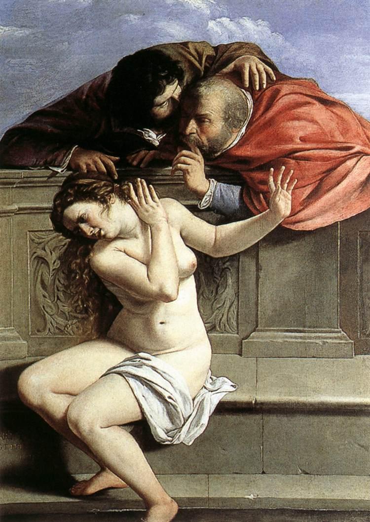 Artemisia Gentileschi, Susanna e i vecchioni (dipinto)