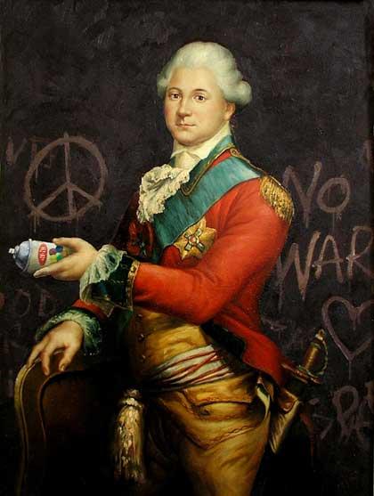 Banksy_no-war_Brooklyn_museum_vita_opere_riassunto_due-minuti-di-arte