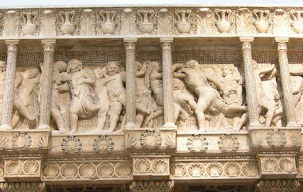 Donatello, Cantoria (Dettaglio)