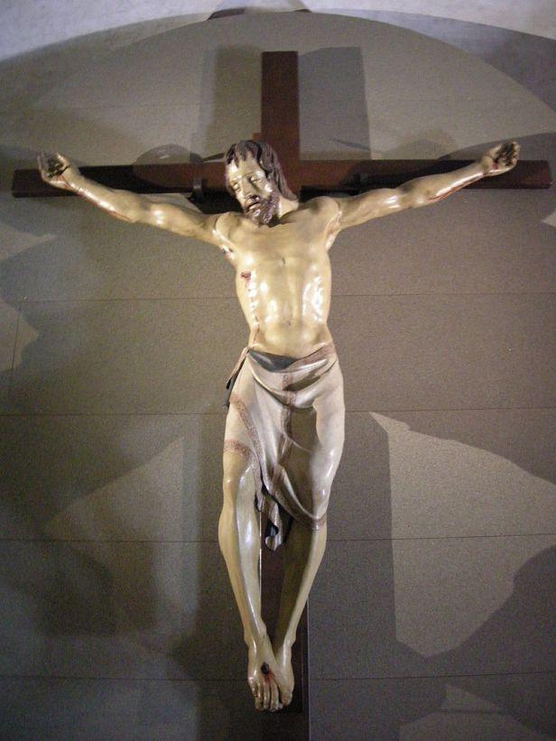 Donatello, Crocifisso, 1406-1408 circa, Santa Croce, Firenze