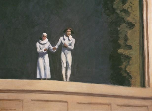 New Yoek Muse House Paintings