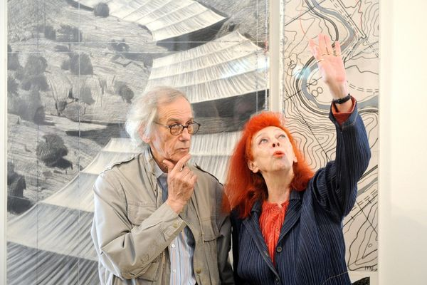 Christo e Jeanne Claude