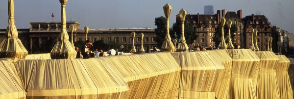 Christo e Jeanne-Claude, Pont Neuf