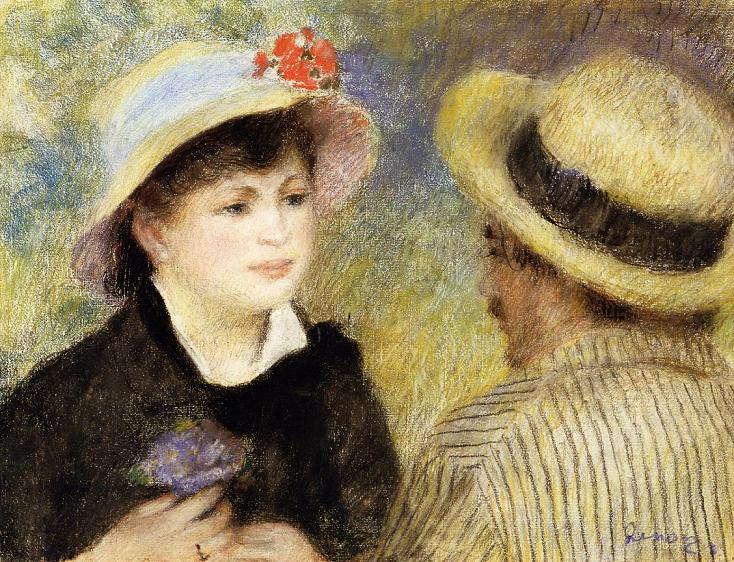 Amore_arte_Renoir_Aline_Boating_couple_Due-minuti-di-arte