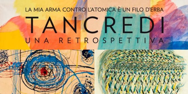 Mostra Tancredi collezione Guggenheim