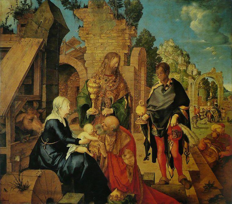 Albrecht_Durer_Adorazione-dei-magi_Vita_opere_due-minuti-di-arte