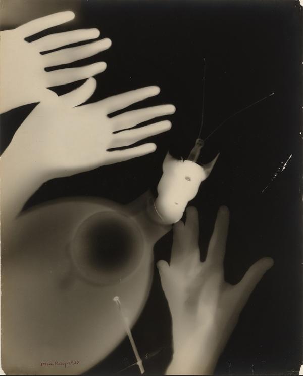 Man Ray, Rayografia