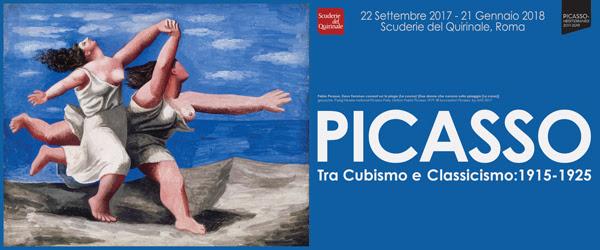 Mostra Picasso Roma